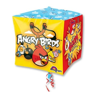 3d шар куб Angry Birds